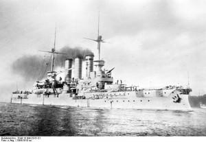 Linienschiff der Braunschweig-Klasse