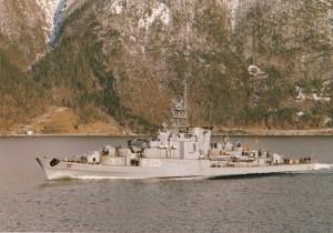 F225 Norwegen März 1988
