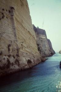 Kanal von Korint