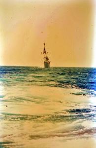 Auf dem Atlantik 3