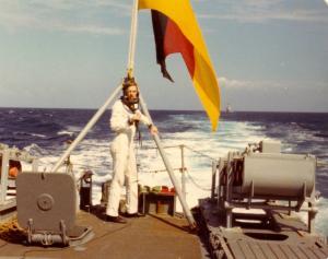 F225_SF 1976_Auslaufen Whv 2
