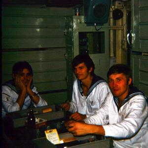Stanavorland 1976  Karl-Heinz WesemannPause