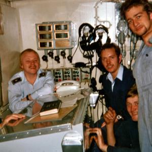 Stanavorland 1976 Schiffssicherungszentrale