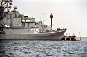 Standingnavelforce 1976 Unsere Braunschweig
