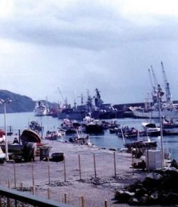 Der Hafen von Funchal